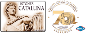 Logotipo Listones Cataluna